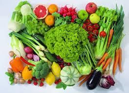 Eat More Green and Orange Vegetables