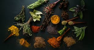 Use plenty of herbs and spices