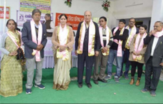 29th State Blind Sports Competition concludes