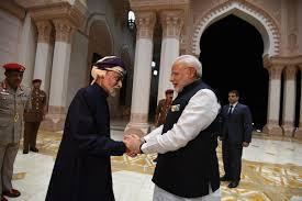 President, PM Modi express grief over demise of Sultan Qaboos bin Said al Said of Oman