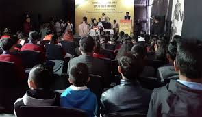 I&B Ministry organises digital exhibition on 150th birth anniversary of Mahatma Gandhi in Bellary