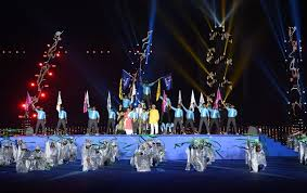 Khelo India Youth Games open with a magnificient cultural show