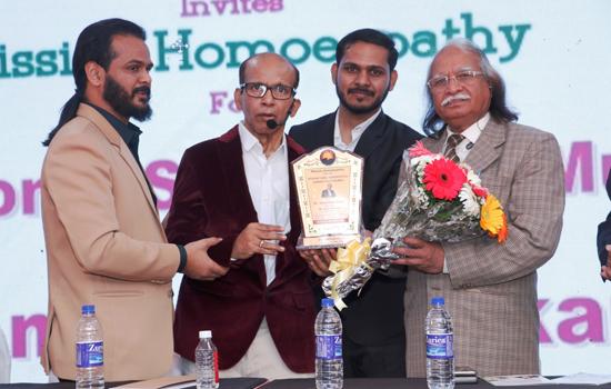 """Mission Homeopathy"" organises 'International Homeopathic Seminar'in Mumbai"