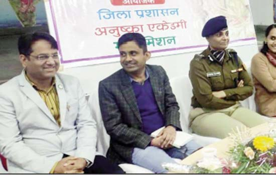 Widow-abandoned and ST girls will get free training in constable recruitment