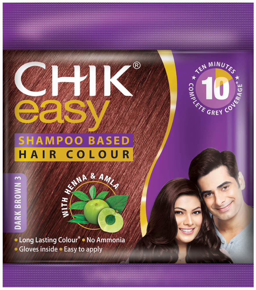 CHIK Hair Color reforms to CHIK Easy