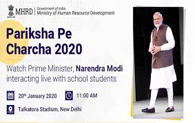 PM Modi to interact with students in 'Pariksha Pe Charcha' program today