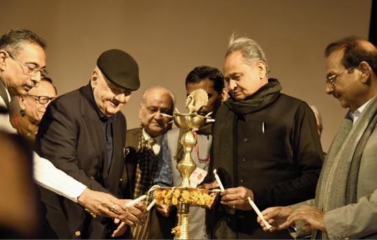 Prem Chopra and Padma Shri Shaji N. Karun are awarded JIFF 2020 Awards