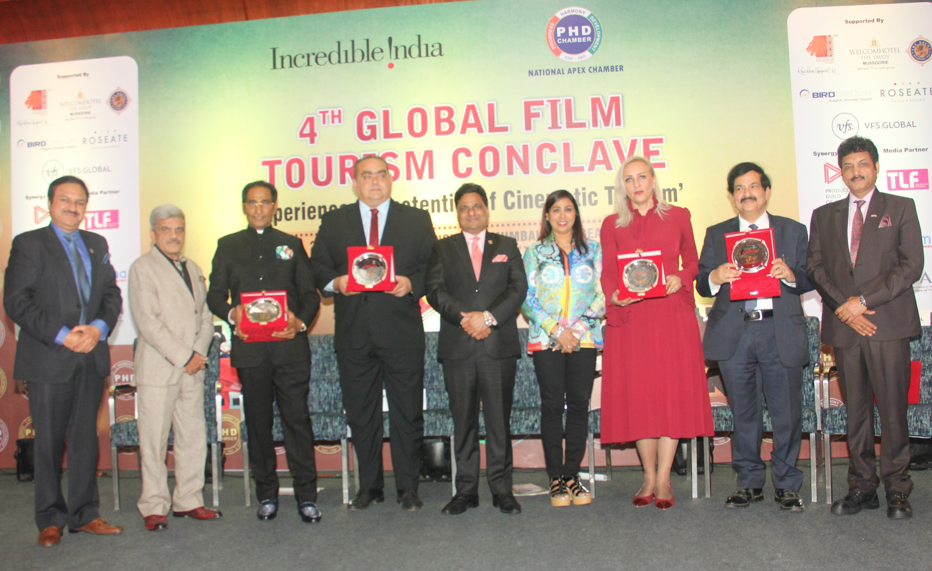 Synergy between Production Houses, Film Commissions and State Tourism Boards, essential for promoting Film Tourism: PHDCCI