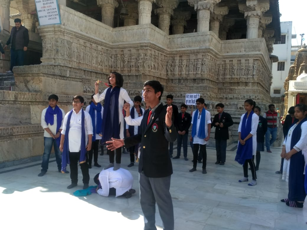 An Effort by Heritage Club of SEEDLING on Balika Divas