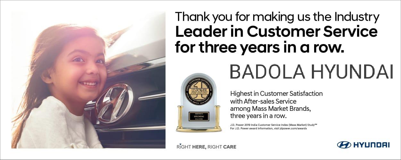Rday Celebration @ Badola Hyundai