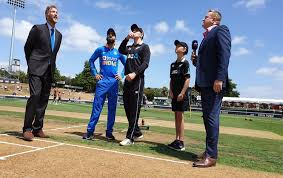 New Zealand win toss, elect to field against India in Hamilton ODI