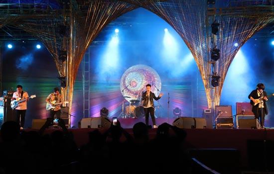 """Vedanta Udaipur World Music Festival 2020"""