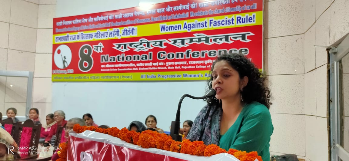 Silence is no option in our times: Rana Ayyub