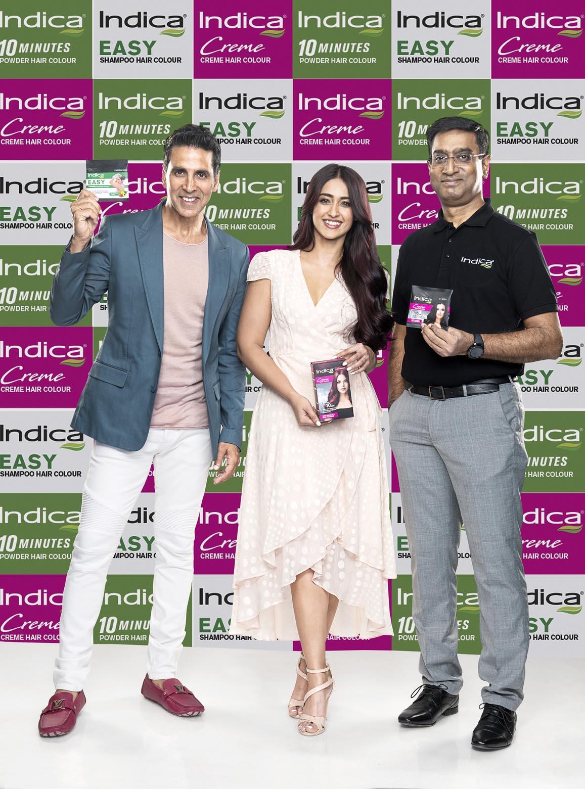 Akshay Kumar & Ileana D'Cruz as Brand Ambassadors