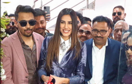 Bounce salon will enhance the beauty of Udaipur residents: Sonali