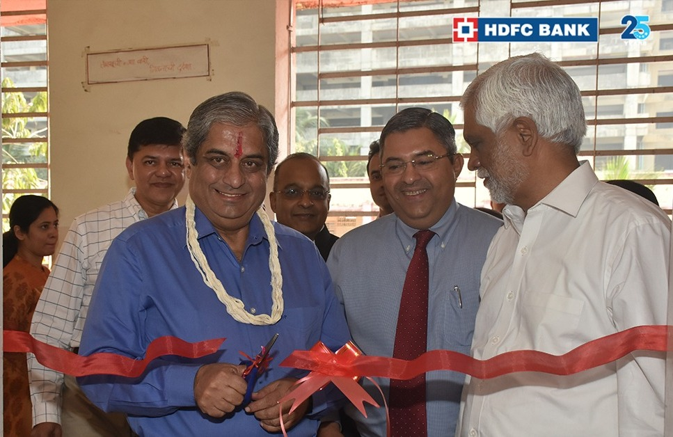HDFC Bank @25 to plant 25 lakh trees, digitise 2500 classrooms