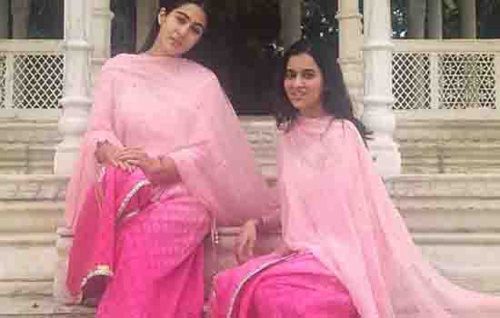 Sara Ali Khan looks gorgeous