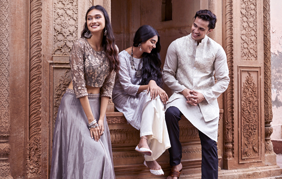 Ethnicity Unravels The All New Utsav Collection!