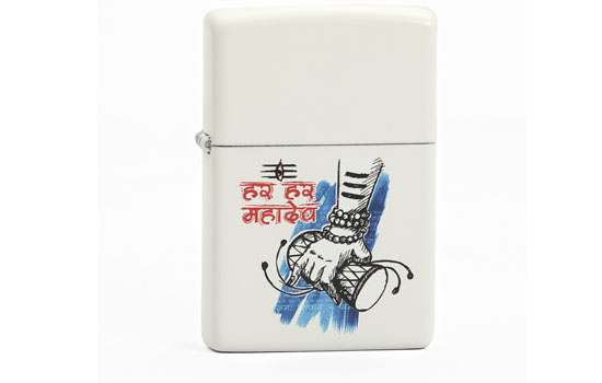 All new Lord Shiva inspired Zippo Lighters from William Penn