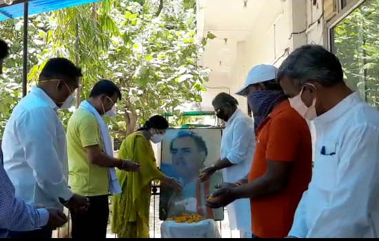 On the Death Anniversary of Rajiv Gandhi Remembered