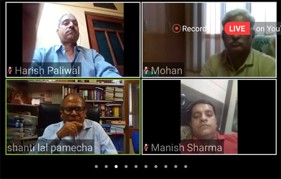 Public interest litigation done by maliciousness is not maintainable:  Shantilal Pamecha