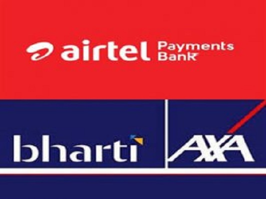 Airtel Payments Bank ties up with Bharti AXA General Insurance
