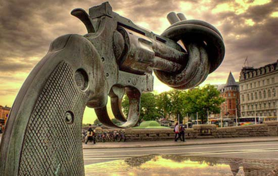 Relevance of Non-violence in today's world