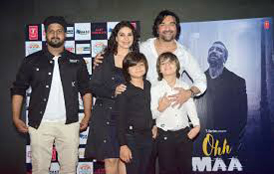 T Series launches Ajaz Khan's music video 'Oh Maa'