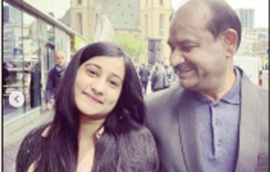 Anjali Birla selected in IAS - is the younger daughter of Lok Sabha Speaker