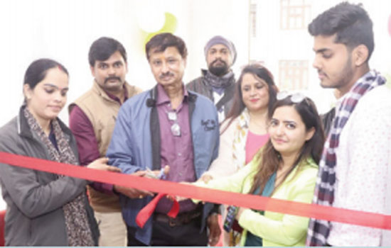 Inauguration of M Square Click and Blink Photo Studio