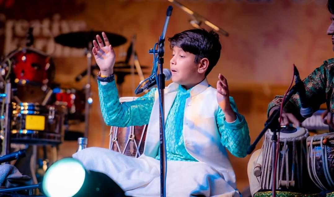 Little maestro Kaustubh wins Hindustan Zinc and Smritiyaan's 'Pratibha' talent hunt