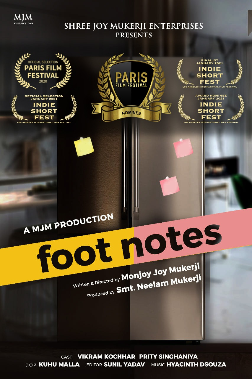 FOOTNOTES REVIEW
