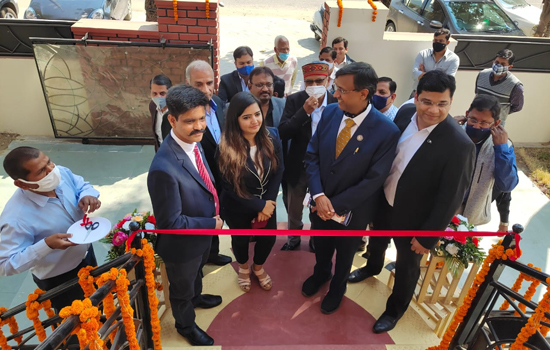 Inauguration of ICAI Udaipur Branch Building