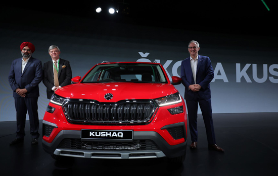 KUSHAQ TO DRIVE GROWTH OF SKODA IN INDIA