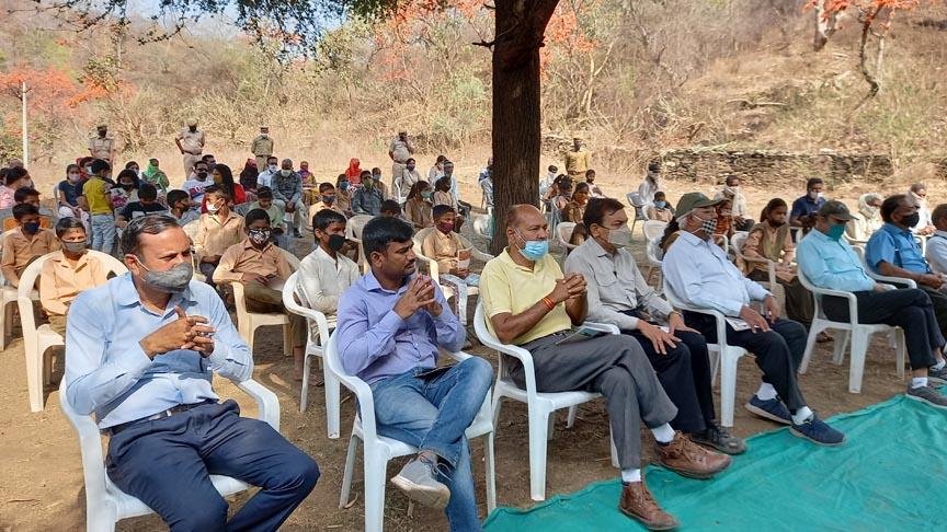 Rajasthan's first Palash festival