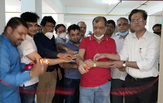 Inauguration of the state-of-the-art dialysis unit at PMCH