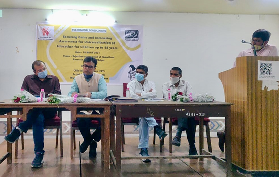 The vital role of every agency in the right implementation of national education policy at the ground level - Dr. Pandya