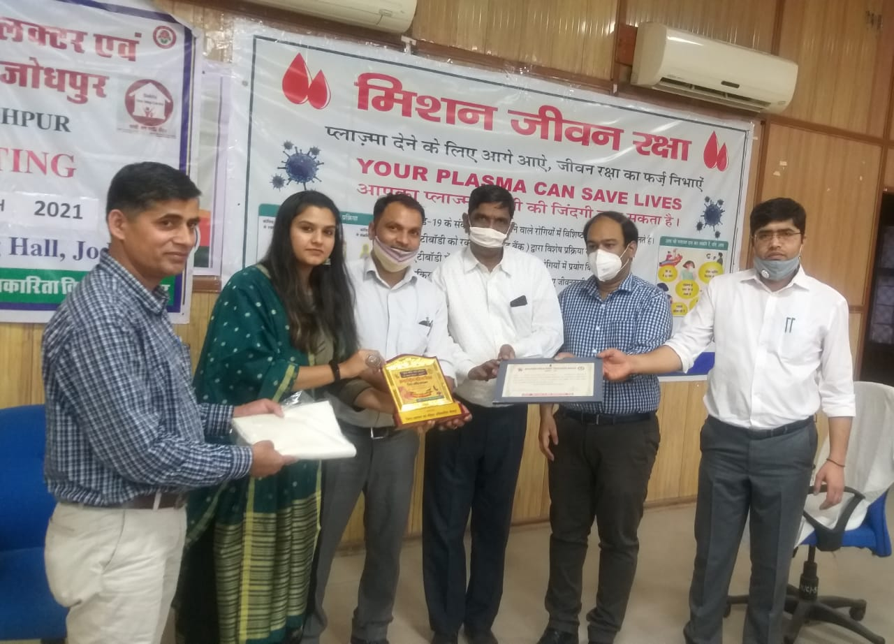 Nand Ghar Conferred With Best CSR Initiative By Rajasthan Government
