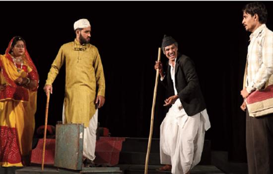 Rajasthani Natya Samaroh—Generates interest in Rajasthani through Theatre