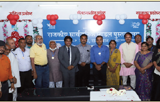 Litterateur,Poets,Authors and creator's celebration on World Poetry Day