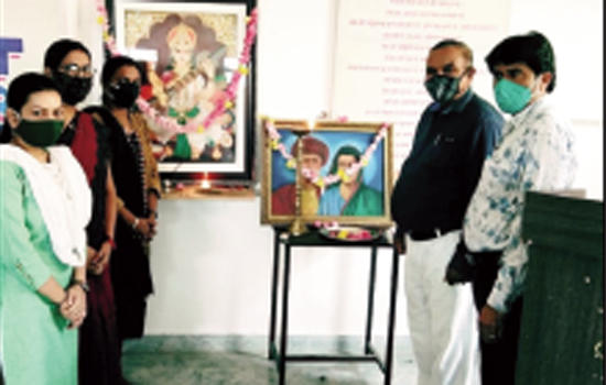 Jyotiba Phule Jayanti Celebrated in Lalpura