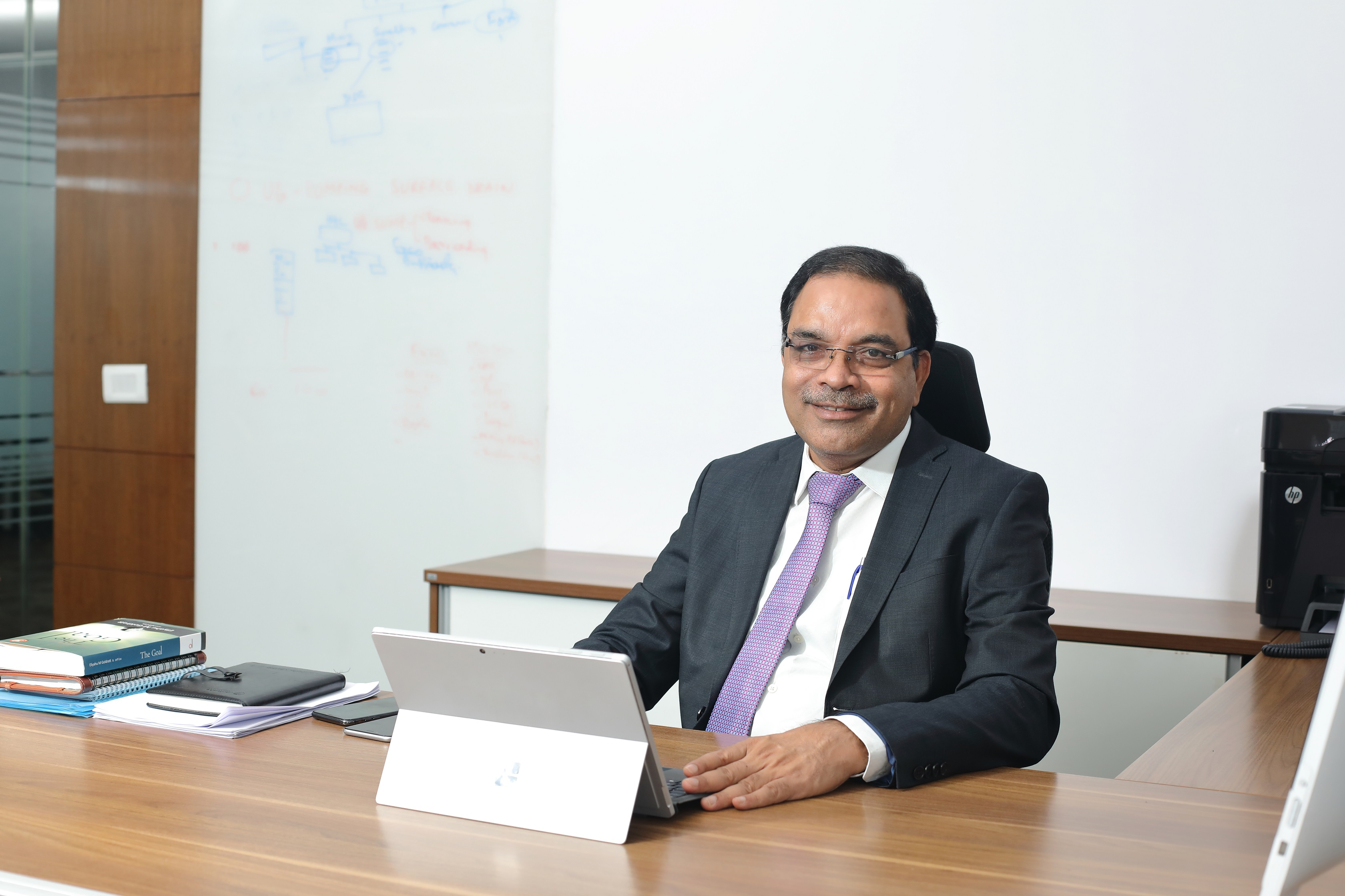 Arun Misra wins CEO of the Year award
