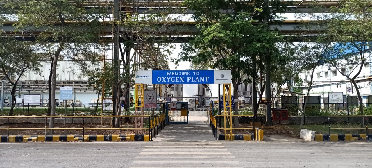 Hindustan Zinc sets up oxygen plant at Rajsamand to supply oxygen for fight against COVID 19