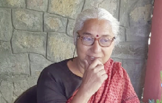 Growing Unity between Farmers and  the Laborers  is a Ray of Hope : Medha Patkar
