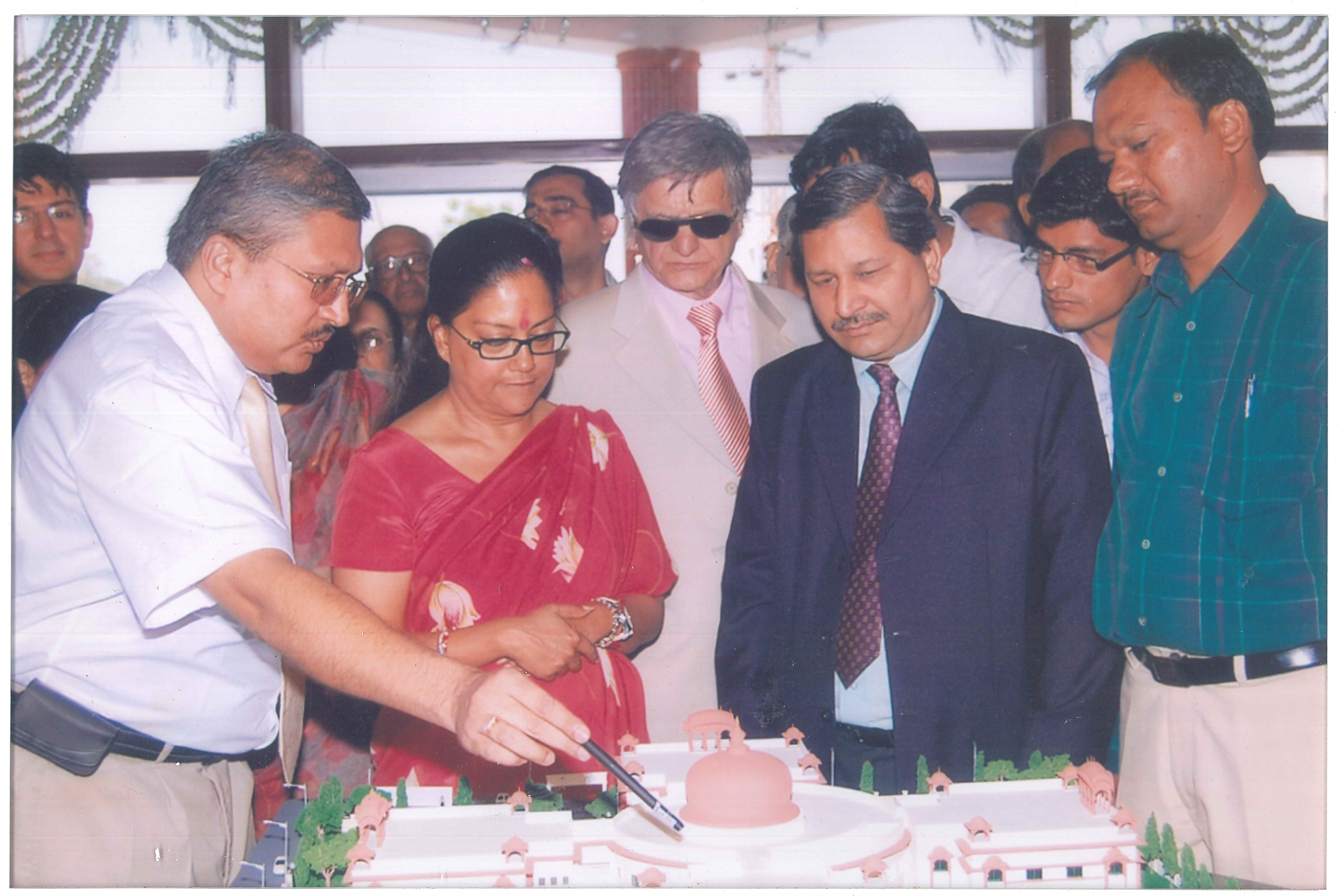 Vedanta's 100-bed Covid Hospitals in Dariba and Barmer is being designed by HOSMAC
