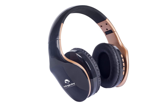 VingaJoy Heavy Bass Wireless Headphones Launched in India, Priced at Rs. 2,999