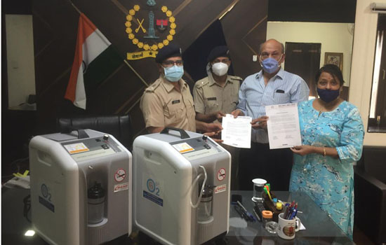 U.C.C.I. signed MoU with Police Department