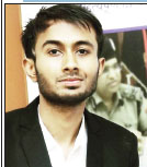 """Deepak Joshi conferred with """"Youth Face of India 2021"""""""