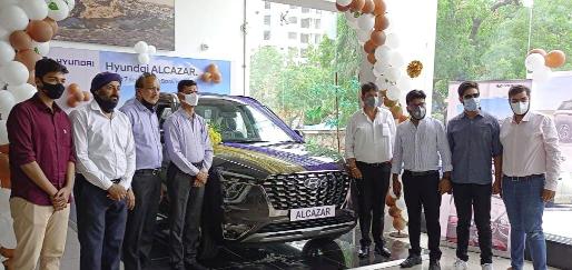 Hyundai New car Alcazar Launch