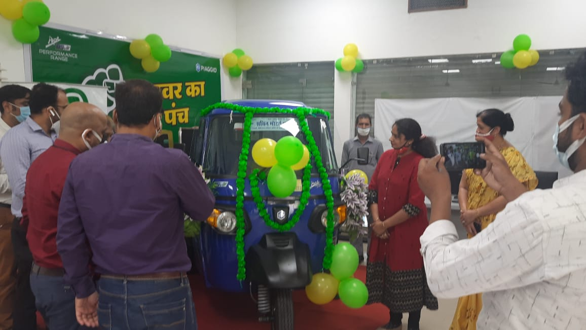 Piaggio Vehicles launches Ape HT CNG range